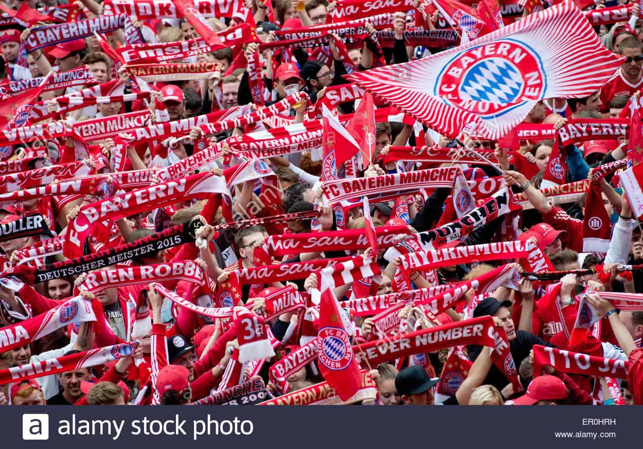 Munich and Prague